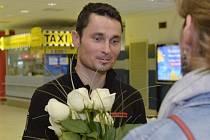 Jiří Ježek po návratu z USA