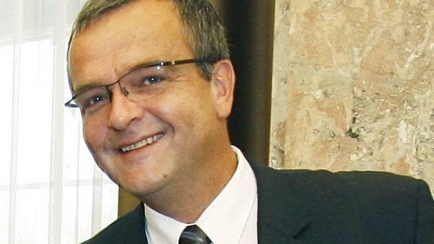 Ministr financí Miroslav Kalousek.