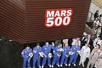 Na Havaji skončil po roce simulovaný pobyt vědců na Marsu. Ilustrační foto