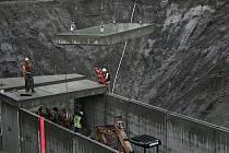 Zahraniční pracovníci na dopravních stavbách, ilustrační foto
