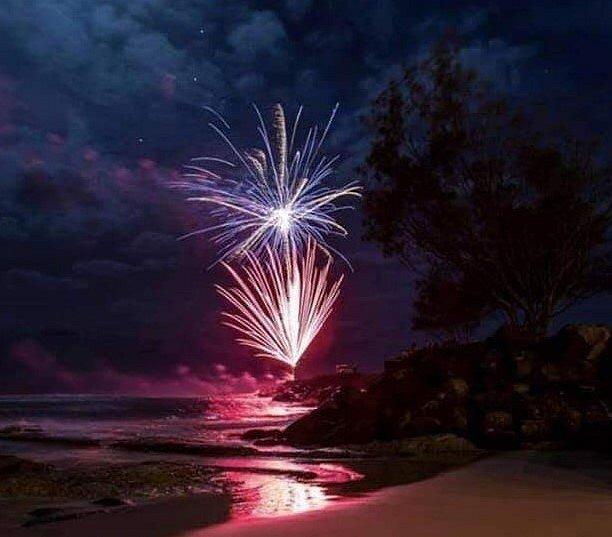 Australské Sydney přivítalo nový rok 2019