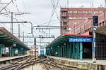 ایستگاه قطار در Pardubice