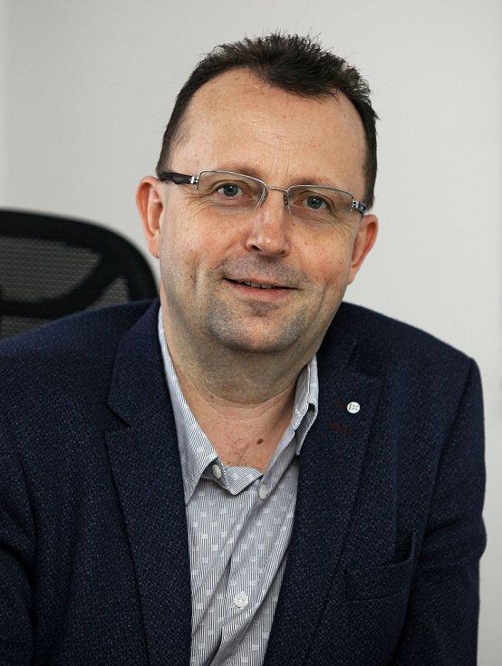 Kandidát na šéfa FAČR Martin Malík.