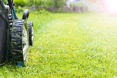 Sekání trávy...víkendová černá můra chalupářů