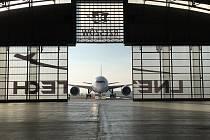 Letecká opravna Avia Prime: Hangár v polském Rzeszowe