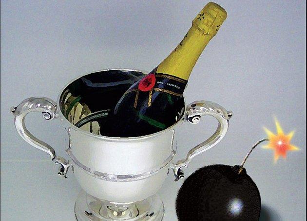 Umíte správně podávat šampaňské?