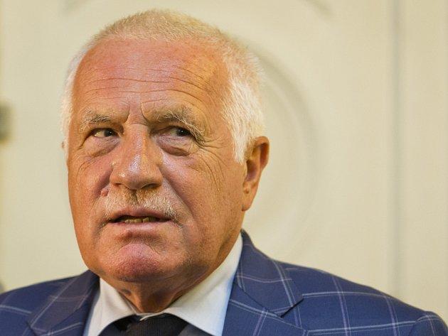 Václav Klaus stane v čele rady pro vzdělávání.