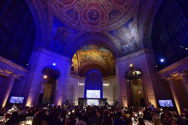 Prezident Miloš Zeman převzal 18. září na slavnostním večeru amerického židovského fondu Gershon Jacobson Jewish Continuity Foundation v New Yorku ocenění za dlouhodobou podporu Izraele a Židů.
