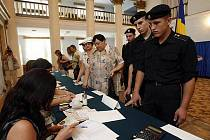 Volby v Moldavsku. Ilustrační foto