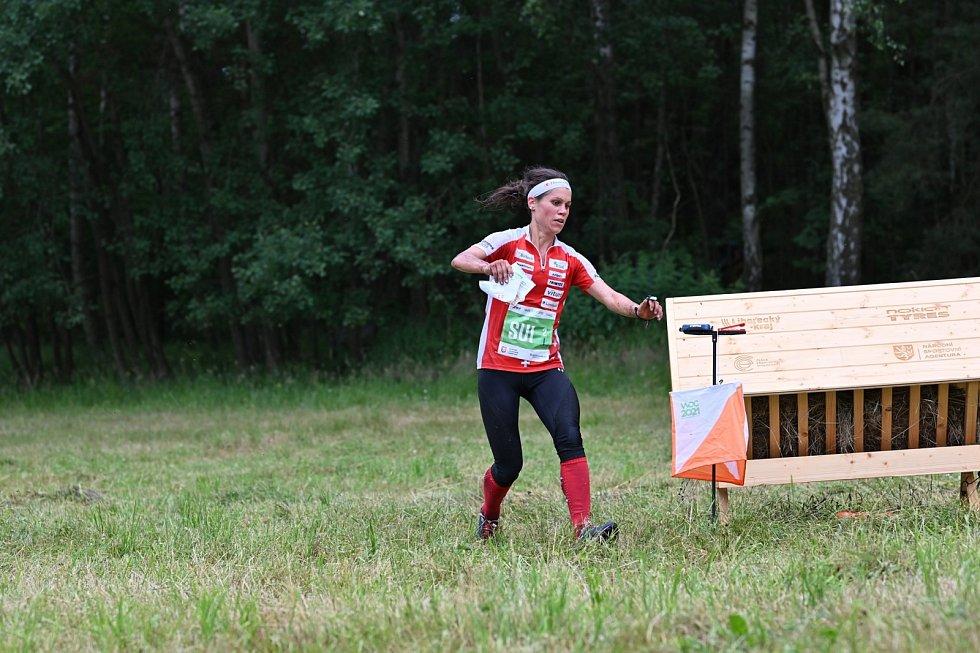 MS v orientačním běhu: Štafety v Heřmánkách a Sabine Hauswirthová ze Švýcarska