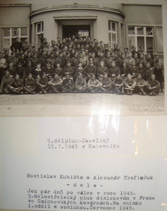 5. delostřelecký pluk Jaselský