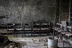 Okolí jaderné elektrárny Černobyl se stalo místem duchů po havárií, ke které došlo v roce 1986.