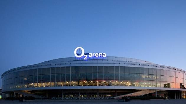 O2 Aréna v Praze