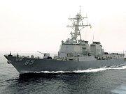 Torpédoborec USS Decatour