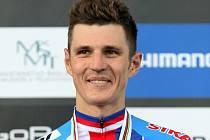 Olympijský šampion Jaroslav Kulhavý.