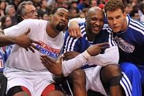 V Clippers pánuje výborná nálada, tým včele s DeAndre Jordanem, Lamarem Odomem a Blakem Griffinem kosí jednoho soupeře za druhým.