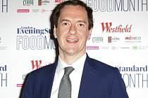 Bývalý ministr financí Velké Británie George Osborne.