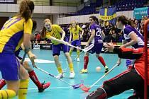 Švédsko - Francie - 61:0