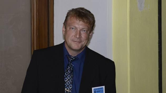 Bývalý detektiv ÚOOZ Jiří Komárek