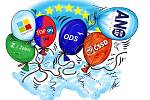 Parlamentní balonky.