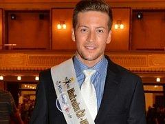 Brněnský student Antonín Beránek (na archivním snímku) skončil šestý ve světové soutěži krásy Mister International. Nejlepší Evropan získal i ceny médií a diváků.