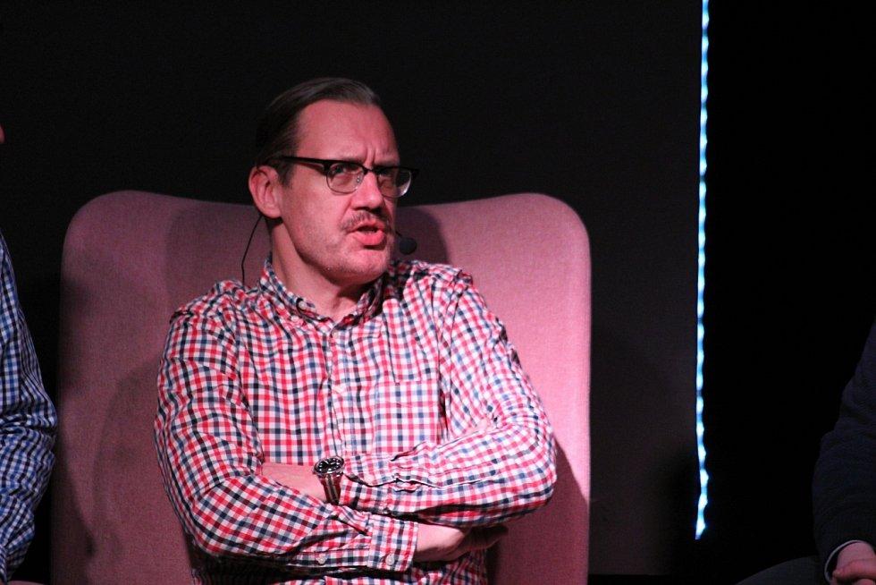 """Na televizní obrazovce proslavila Davida Matáska především role Kendyho v """"básnické sérii"""" Dušana Kleina."""