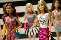 Američtí výrobci hraček Mattel a Hasbro jednají o možné fúzi. Ilustrační foto.