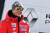 Trenér polských skokanů na lyžích Michal Doležal