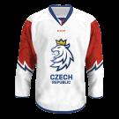 Hokejový dres z roku 2018.