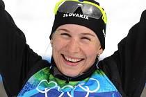 Anastasia Kuzminová má již dvě medaile.