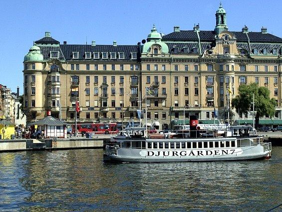 Stockholm. Ilustrační foto.