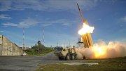 Protiraketový systém THAAD americké armády