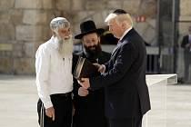 Donald Trump potvrdil v Izraeli tradiční přátelství obou zemí.