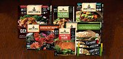 Výrobky firmy Sweet Earth, kterou koupila společnost Nestlé