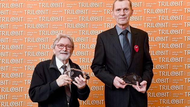 Ladislav Mrkvička a Jiří Schmitzer