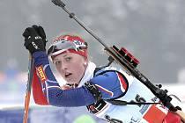 Jablonecká Jessica Jislová patří mezi naděje českého biatlonu.