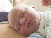 CHRISTIEN BUTAŠ se narodil v neděli 24. září mamince Sylvii Živorové z Dětřichova. Měřil 52 cm a vážil 3,82 kg.