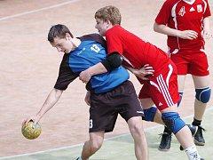 Starší žáci házenkářů ELP porazili Ústí nad Labem 41:21 a pojistili si tak zisk mistrovského titulu v Severočeské lize starších žáků.