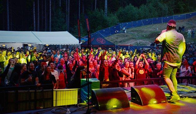 JBC Fest na Dobré Vodě vJablonci nad Nisou láká tisíce návštěvníků.