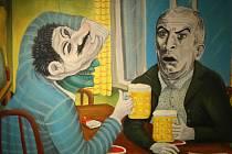 Vtipy Petra Urbana v Galerii Belveder