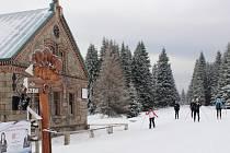 Turistická chata Orle se nachází v polské části Jizerských hor na úbočí hory Granicznik. Jako častý cíl nesměla chybět.
