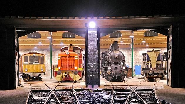 Ozubnicová lokomotiva T426.003 byla vyrobena v roce 1961. Náročný provoz na ozubnicové trati z Tanvaldu do Kořenova se projevuje na technickém stavu lokomotivy a bylo nutné přistoupit její k velké opravě.