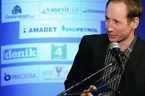 V Divadle F. X. Šaldy v úterý 22. března vyhlašovali vítěze ankety O nejúspěšnějšího sportovce Libereckého kraje 2011. Stal se jím Lukáš Bauer.