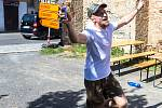 První ročník Beer Run.