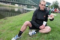 Absolutním vítězem letošního triatlonového závodu Děčín Zedníček Xterra cup se stal závodník Jan Kubíček .