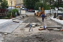 V loňském roce se opravoval i most v Kamenné.
