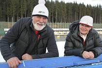 Karel a Gabriela Soukalovi