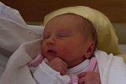NINA JOHASOVÁ se narodila ve středu 29. listopadu v jablonecké porodnici mamince Lucii z Pulečného.  Měřila 46 cm a vážila 2,71 kg.