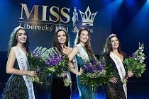 Nejkrásnější dívky regionu - Miss Libereckého kraje 2016.