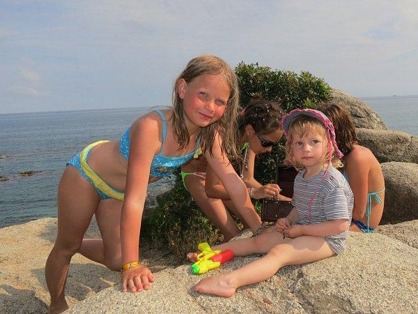 Na skaliskách našly děti poslední pirátský poklad.